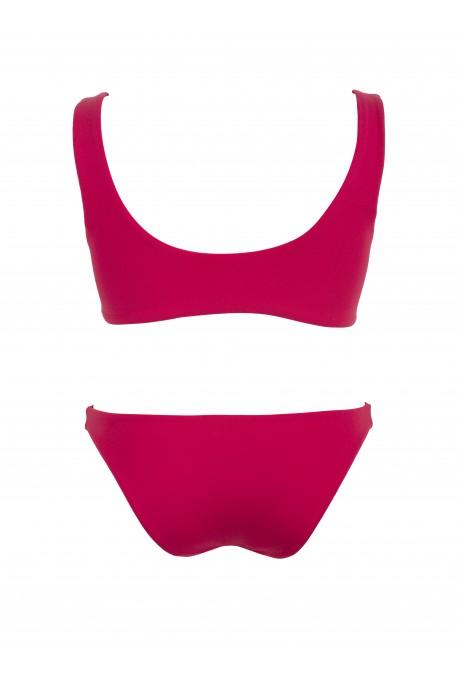 Raspberry Runner Bikini