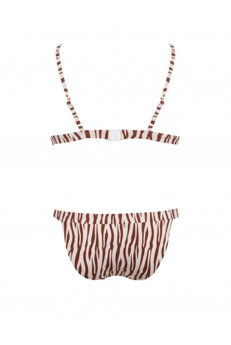 Zebra Sporty Bikini