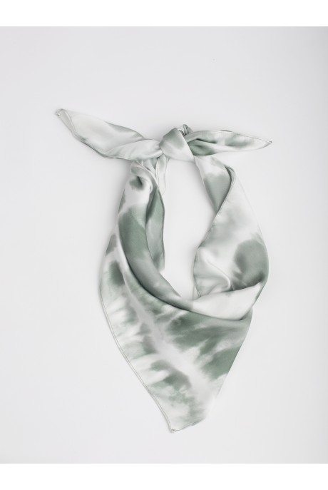 Pañuelo Tie Dye Khaki