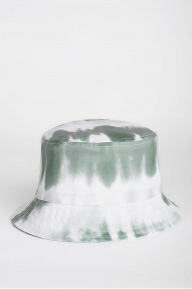 Gorro Bucket Tie Dye Khaki