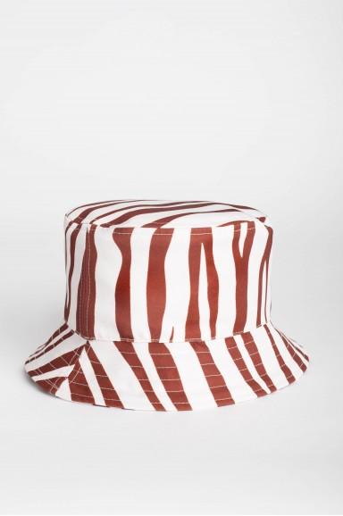 Gorro Bucket Zebra
