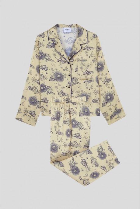 Pijama Cosmos Estampado