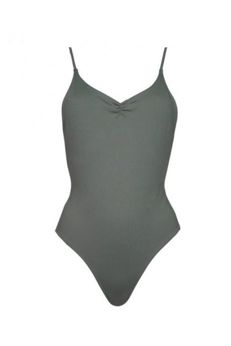 Khaki Swimsuit