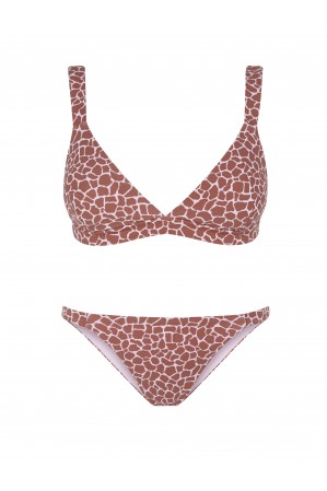 Giraffe Touch Bikini