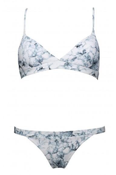 Bikini Sporty Marble