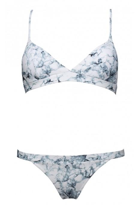 Marble Sporty Bikini