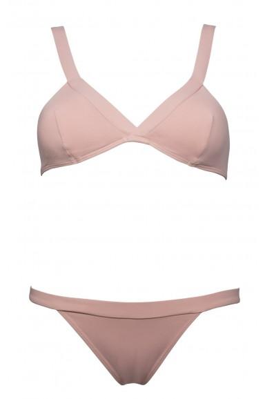 Bikini Slash Rosa Cuarzo