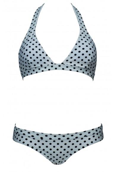 Bikini Flame Dots