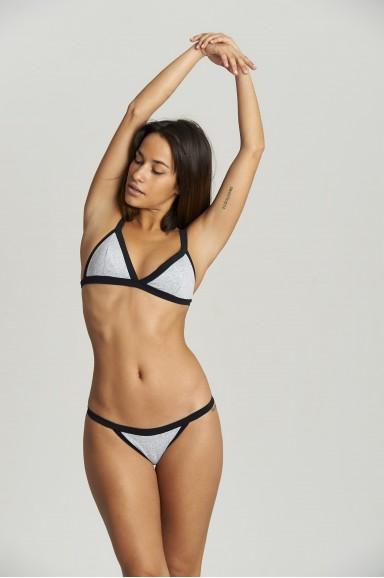 Bikini Mood Gris y Negro