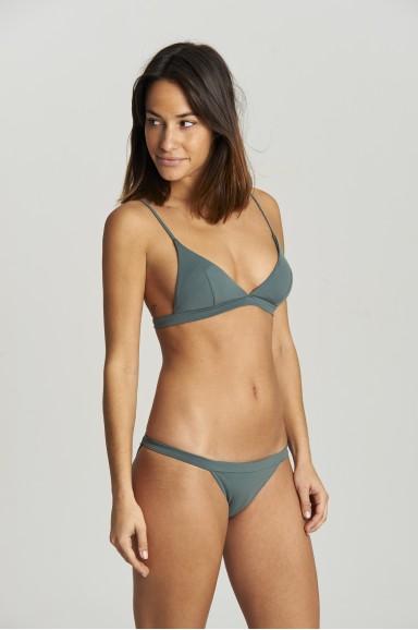 Khaki Sporty Bikini