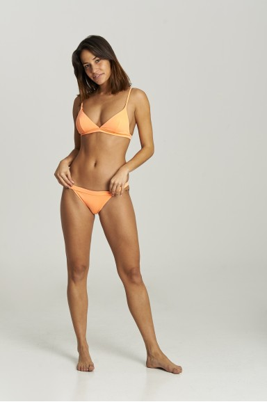 Salmon Sporty Bikini