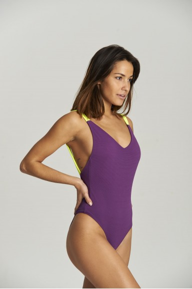 Aubergine Swimsuit