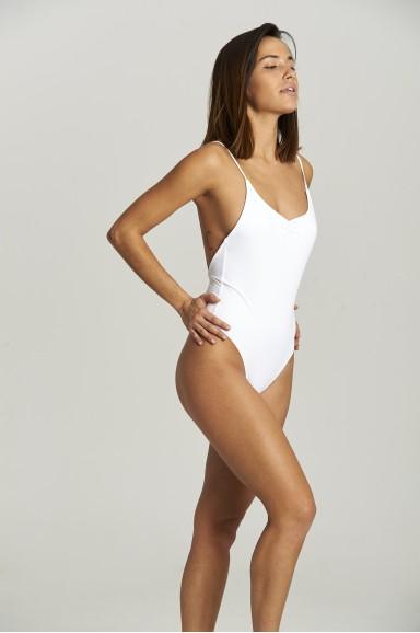 Bañador Blanco