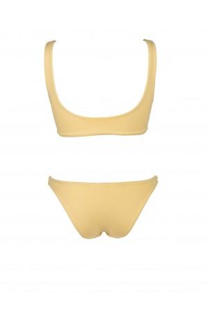 Yellow Runner Bikini