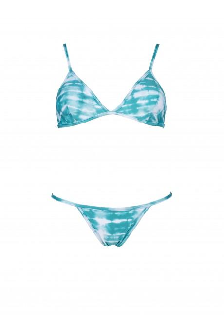 Trims Aqua Bikini