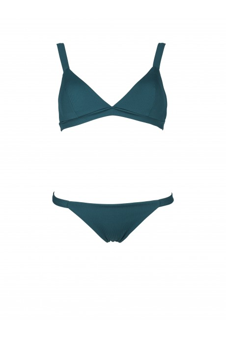 Bikini Touch Verde Petróleo