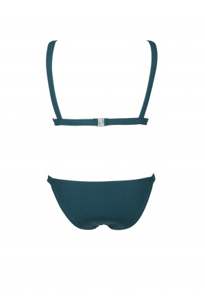 Petroleum Green Touch Bikini
