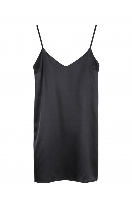 Black Dreamy Nightdress