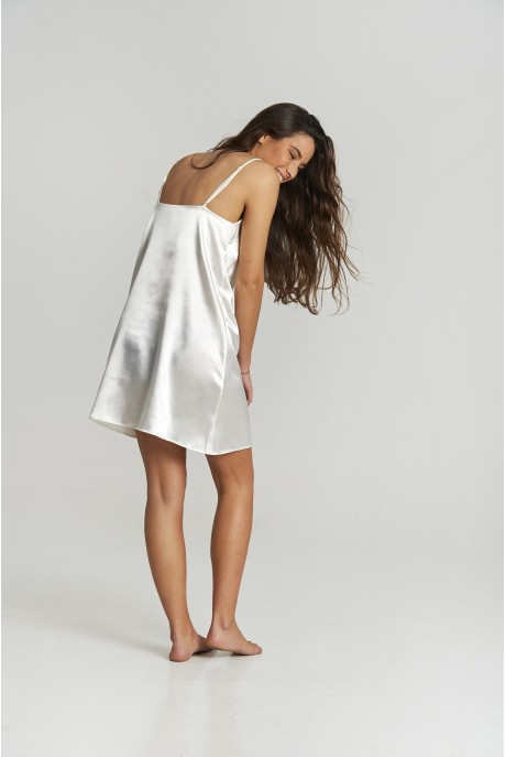 White Dreamy Nightdress