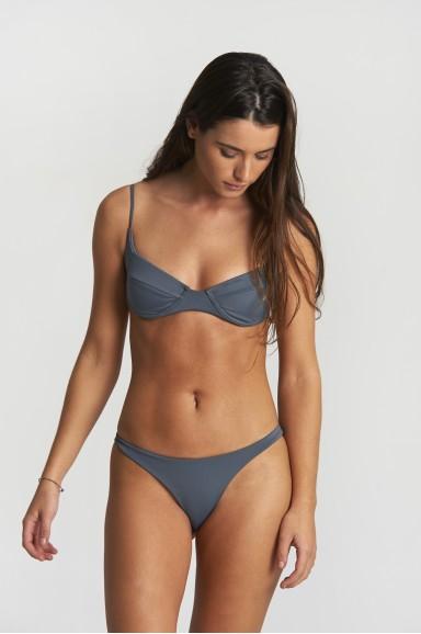 Bikini Balconette Plomo