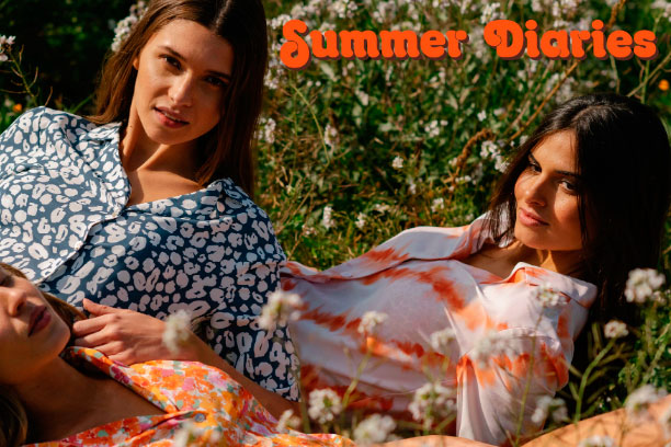 NEW - Summer Diaries - Clothing SS21